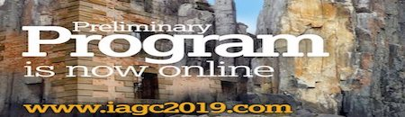IAG2019 Conference Preliminary Program Now Online