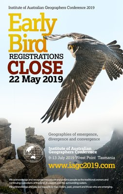 Don't miss your LAST opportunity to register at the EARLY BIRD RATE for this year's Institute of Aus...