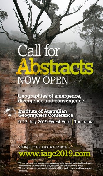 Call for Abstracts Open